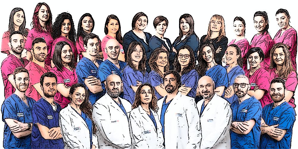 Il nostro team - Tiziano Odontoiatria